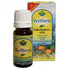 Herbária Wellness Eukaliptuszolaj egészség termék