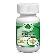 Herbária Zöld kávé tabletta 60 db táplálékkiegészítő