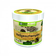 Herbioticum vadgesztenyés lábkrém 250 ml lábápolás