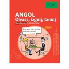 Herfeld, Dorith PONS Angol nyelvkönyv - Olvass, izgulj, tanulj nyelvkönyv, szótár