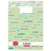 Herlitz Design zöld szótárfüzet, A5/31-32 - Herlitz