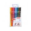 Herlitz My Pen kétvégű filctoll készlet 10 színű