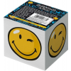 Herlitz Rag.kockablokk Smiley 8x8