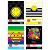 Herlitz Smiley World: sima füzet - A5, 20-32, többféle