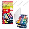 Herlitz Vízfesték 24 szín + fedőfehér - Herlitz
