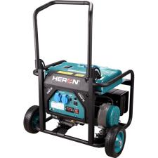Heron benzinmotoros áramfejlesztő, 1 fázisú, max. teljesítmény 3 kVA (Benzinmotoros áramfejlesztő) aggregátor