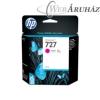 Hewlett Packard HP B3P14A [M] #No.727 tintapatron (eredeti, új)