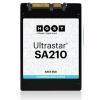 HGST Drive SSD HGST Western Digital Ultrastar SA210 HBS3A1924A7E6B1 (240 GB; 2.5 Inch; SATA III)