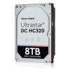 HGST Server hard drives HDD HGST Western Digital Ultrastar 7K8 HUS728T8TAL5204 (8 TB; 3.5 Inch; SAS3)