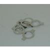 Hidromechanika Cs 100-50-es biztosítólemez