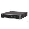 Hikvision DS-7732NI-K4/16P 32 csatornás NVR; 256Mbps rögzítési sávszélességgel; riasztási ki/bemenettel; 16xPoE