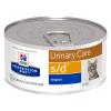 Hill's Prescription Diet 12x156g Hill's Prescription Diet Feline s/d Urinary Care nedves macskatáp