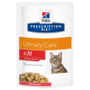 Hill's Prescription Diet 12x85g Hill's Prescription Diet c/d Urinary Stress Urinary Care lazac nedves macskatáp