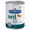 Hill's Prescription Diet Hill´s Prescription Diet Canine w/d - 12 x 370 g