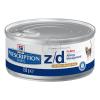 Hill's Prescription Diet™ z/d™ ULTRA Allergen-Free Feline konzerv 156 g