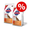 Hill's Science Plan Hill's Feline gazdaságos dupla csomag - Adult Urinary & Hairball Control (2 x 3 kg)