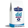 Hills Prescription Diet™ Canine d/d™ Duck & Rice kutyatáp 2 kg
