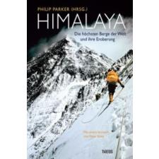 Himalaya idegen nyelvű könyv