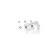 Himoto Alátét 2,6x6x0,5 (6 db)