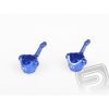 Himoto Alu első kerékagy – kék, 2db 102011