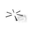 Himoto Félgömbfejű csavar 2,5x20 (6 db)
