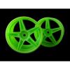 Himoto Felni zöld – Buggy, hátsó, 2 db