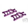 Himoto Hátsó alsó lengőkarok ALU, Monster, 2 db (lila)