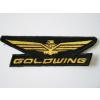 Hímzett Honda Goldwing logó
