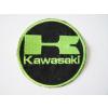 Hímzett Kawasaki logó