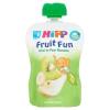 Hipp Gyümölcsvarázs BIO gluténmentes körte-banán-kivi gyümölcspép 6 hónapos kortól 90 g