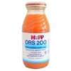 Hipp ORS sárgarépa-rizs ital 4 hónapos kortól 200ml
