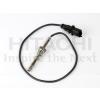 Hitachi Érzékelő, kipufogógáz hőmérséklet HITACHI 2507029