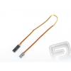 Hitec 4604 S hosszabbító kábel 30cm JR lapos, erős , aranyozott csatlakozók