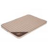 Hobbydog Light matrac kutyáknak - bézs, négyzet mintás