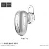 Hoco kis vezeték nélküli Bluetooth fülhallgató Apple iPhone - ezüst