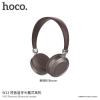 Hoco retró vezeték nélküli fülhallgató Apple iPhone - barna