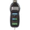 HoldPeak 2236C Digitális mechanikai és lézeres optikai fordulatszám mérő, 0.5-99999RPM.