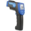 HoldPeak 320 Infravörös hőmérsékletmérő, -30°C/+320°C, kijelzés C°-ban és F°-ban.