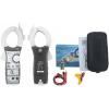 HoldPeak 850B Nagyáramú (400/2000A) lakatfogó,VDC,VAC,ADC,AAC,ellenállás,kapacitás,frekvencia,2 kijelző.
