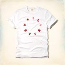 Hollister póló- feliratos - Férfi póló  árak f4f8c73c41