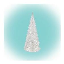 Home by Somogyi Home LED-es asztali dísz, fenyőfa (CDM 12) karácsonyfa izzósor