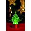 Home by Somogyi Home LED-es mécses dekoráció, fenyőfa (CDM 1/P)