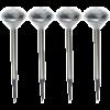 Home MX 802/4 Szolár lámpa szett, 4 db