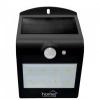 Home szolárpaneles LED lámpa, fekete (FLP 2/BK SOLAR)