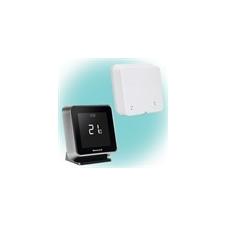 HONEYWELL Y6H910RW4055 LYRIC™ Wi-Fi T6R okostermosztát vezeték nélküli kapcsolattal villanyszerelés