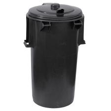 Hordó ICS P140110 ? 110 literes, műanyag, fekete komposztáló