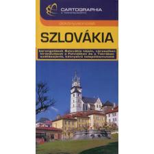 Horváth Tibor SZLOVÁKIA ÚTIKÖNYV utazás