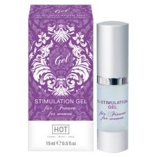 Hot HOT Stimulációs intim gél nőknek (15ml) potencianövelő