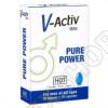Hot V-Active étrendkiegészítő kapszula férfiaknak - 20 darab