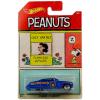 Hot Wheels Snoopy kisautók: Purple Passion